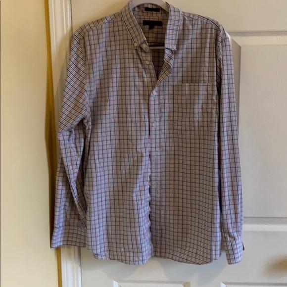 Banana Republic Slim Fit Flex Men's Dress Shirt